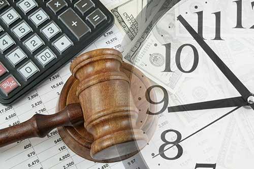 弁護士に依頼した場合の請求方法、期間、弁護士費用