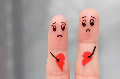法律上の離婚原因がある場合の離婚の手順