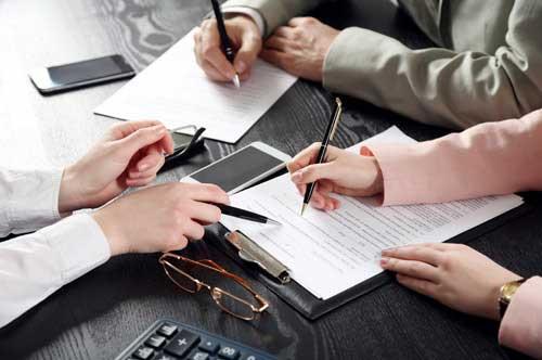 慰謝料支払の合意書について