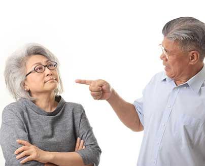 熟年離婚の原因・理由は?