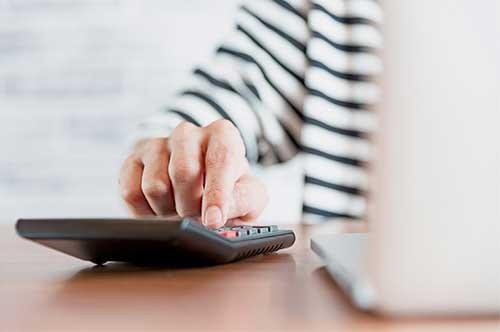 いつを基準として財産分与の対象財産を計算するのか?